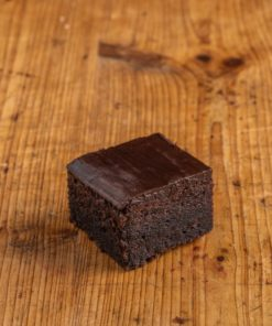 Schoko Brownie Häppchen