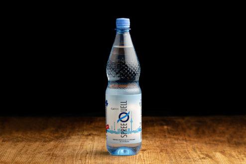 1,0 l Mineralwasser