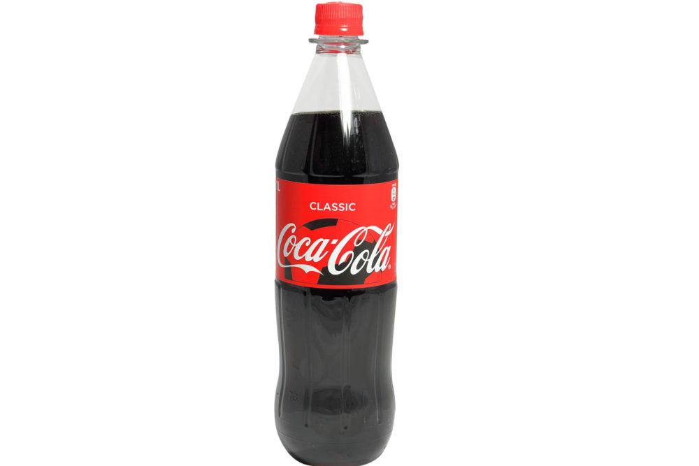 1,00 l Coca Cola