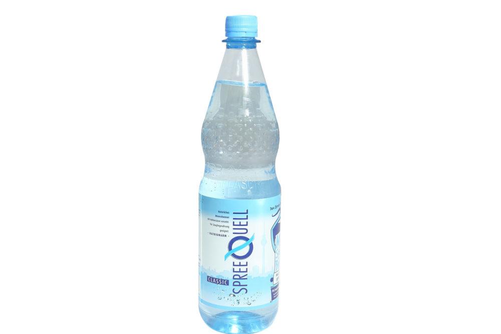 1,00 l Mineralwasser