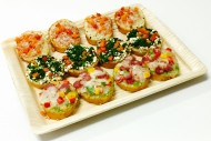 12er Bruschetta Mix Platte