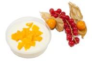 2309Z-Quarkcreme mit Pfirsichstückchen 160ml