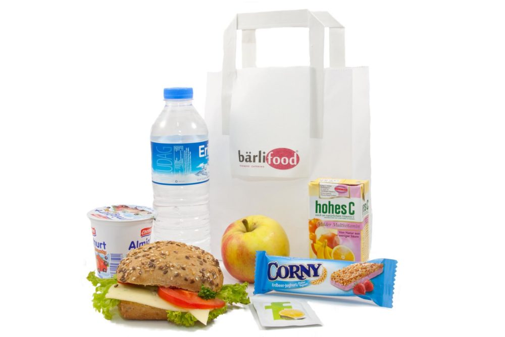 """Lunchpaket """"business"""""""