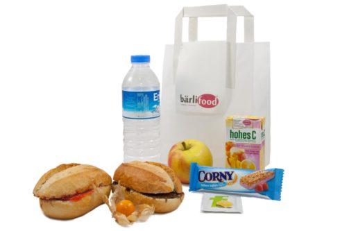 "Lunchpaket ""süß"""