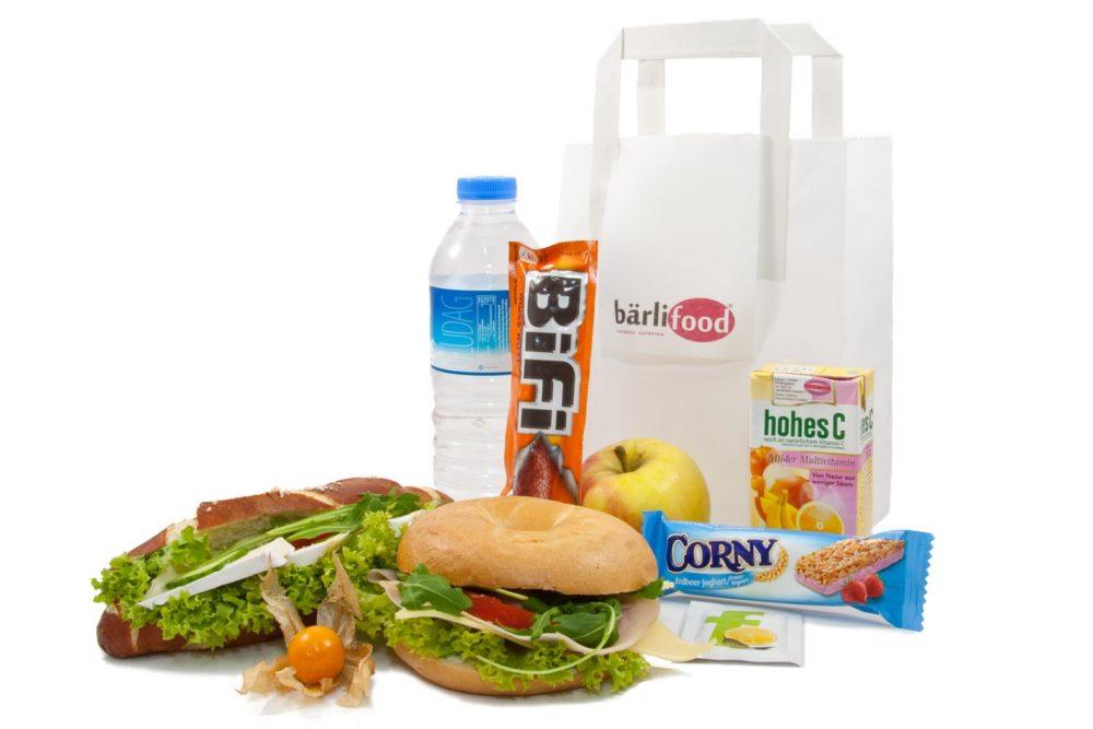 "Lunchpaket ""premium"""