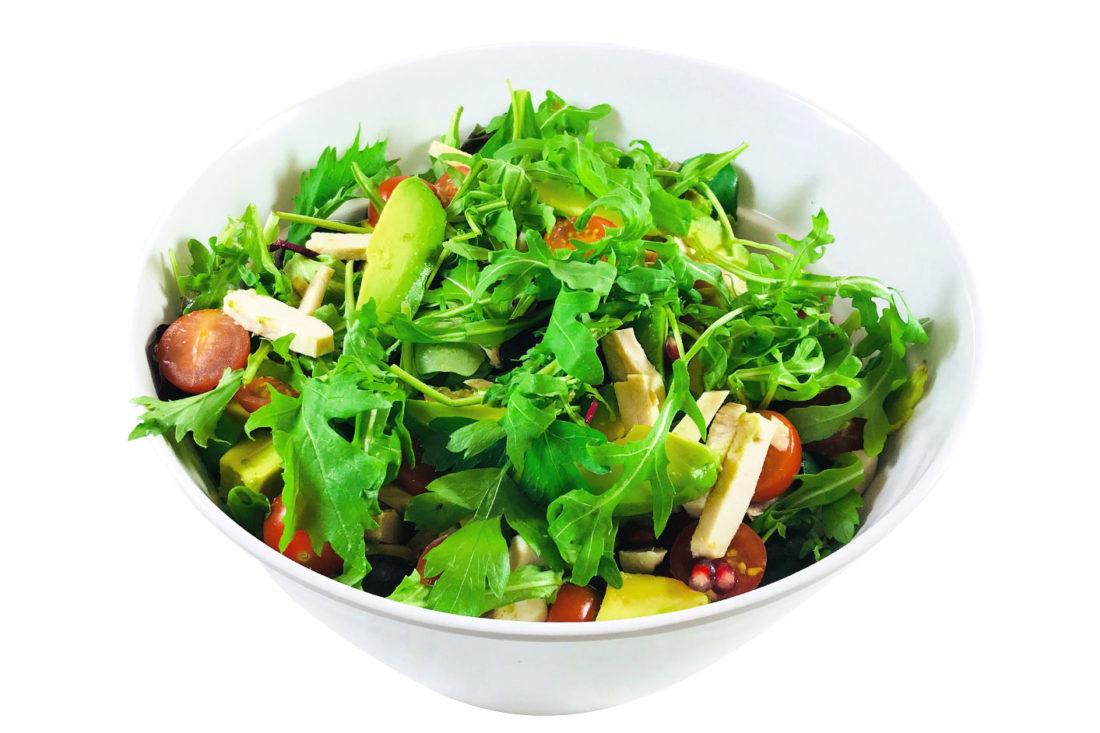 2,5 l Avocado-Hähnchen Salat