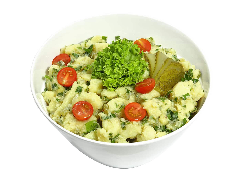 2,5 l Kartoffelsalat ohne Mayonnaise