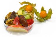 3284Z Obstsalat mit Früchten der Saison