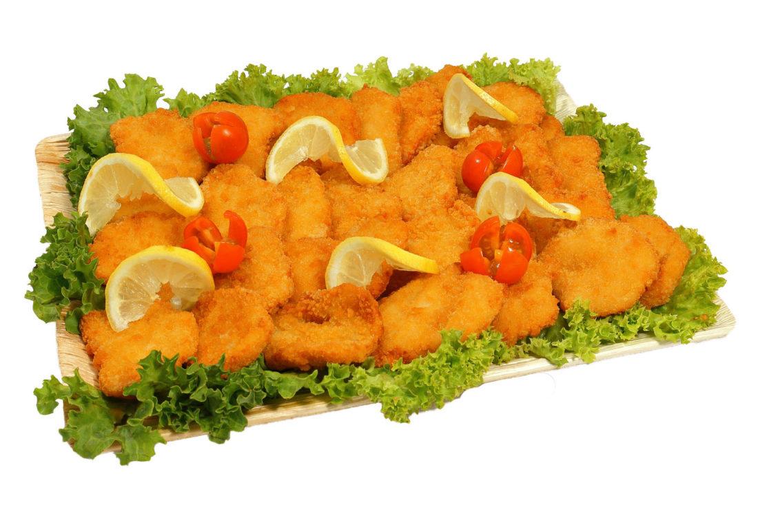 32er Mini Schnitzel Platte