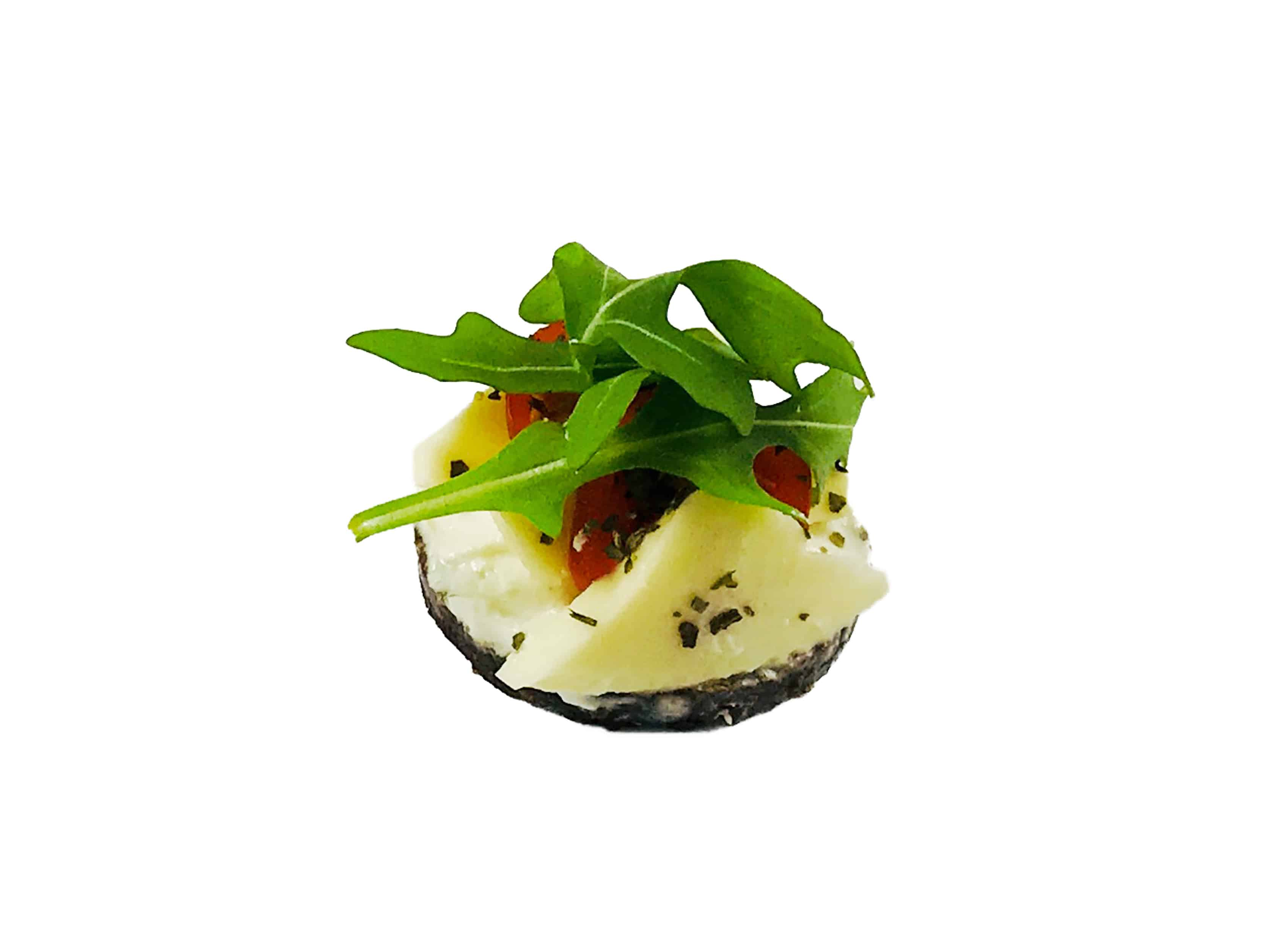 Canape mozzarella tomate b rlifood business catering for Mozzarella canape