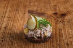Canape Thunfisch