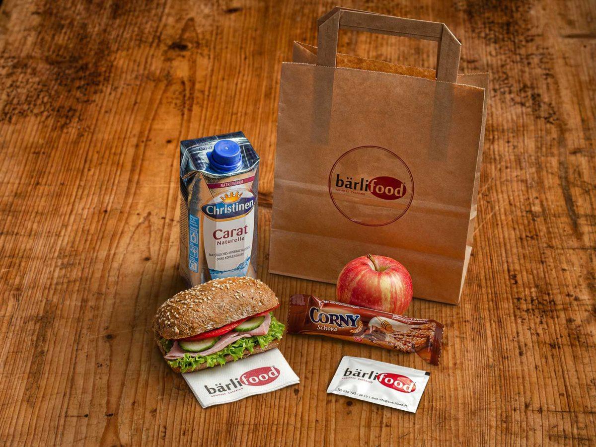 Lunchpaket-BASIC