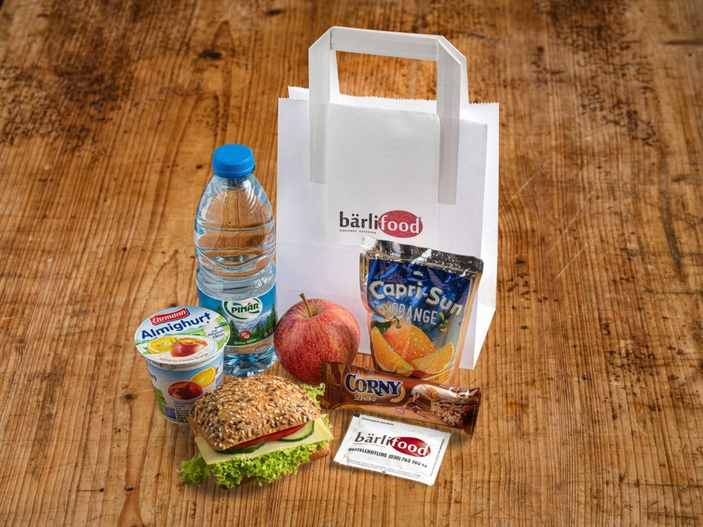 Lunchpaket BUSINESS