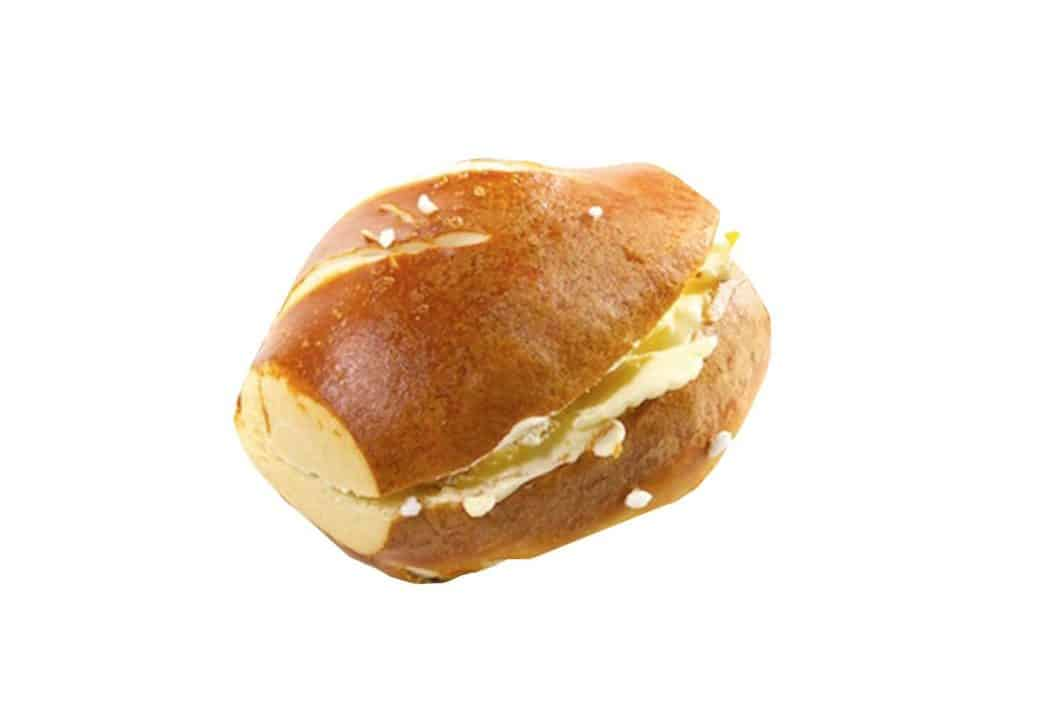Mini Laugini mit Butter