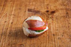 Mini Laugini mit Frischkäse