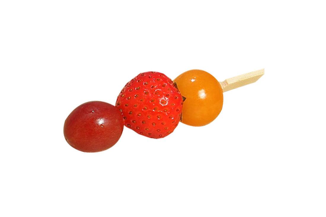 Obst Spießchen