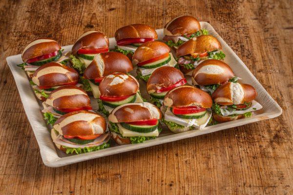 16er Mini Laugen Sandwich