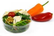 3280Z-babyspinat-salat-mit-blauschimmelkäse