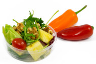 3281Z-Ananas-Rucola-Salat