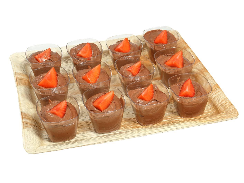 mousse au chocolat gef llig business catering online bestellen. Black Bedroom Furniture Sets. Home Design Ideas