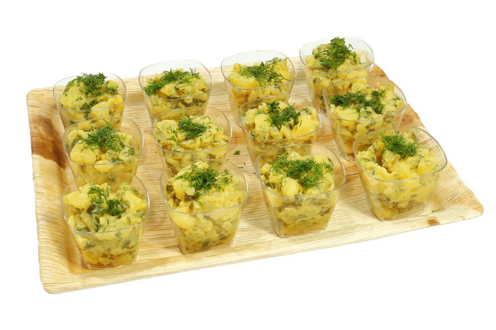 12er Kartoffelsalat Schälchen