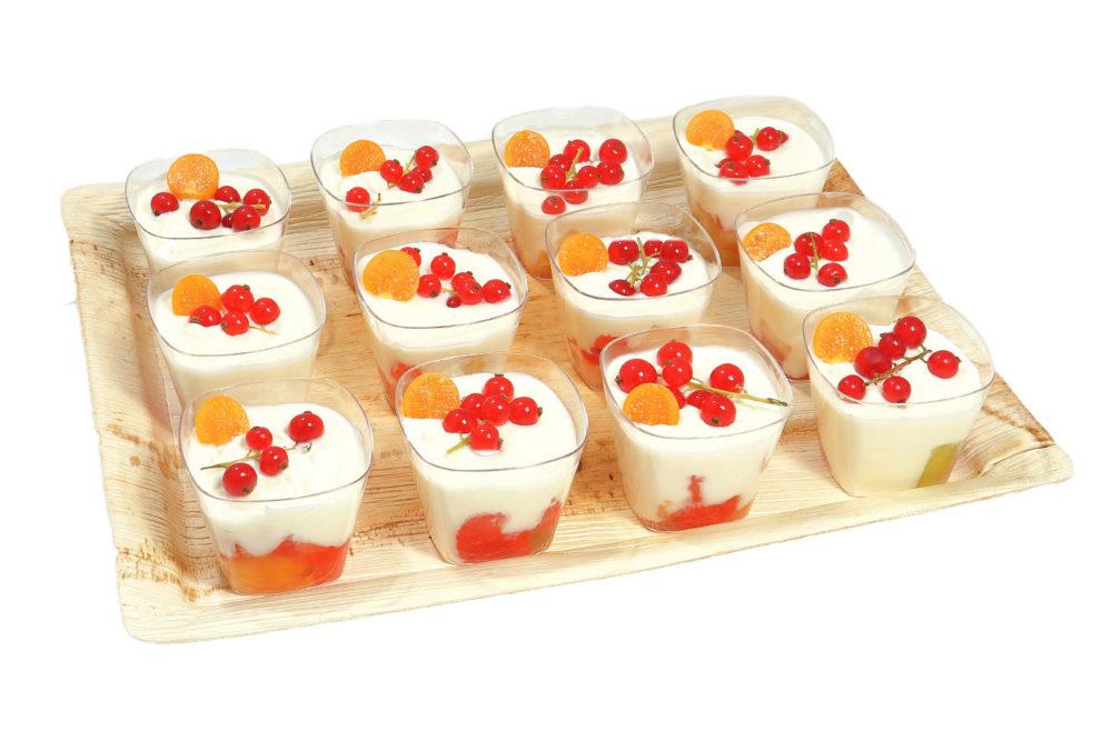 12er Naturjoghurt mit Früchten