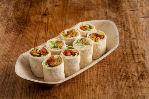 8er Wrap Boot FALAFEL VEGAN