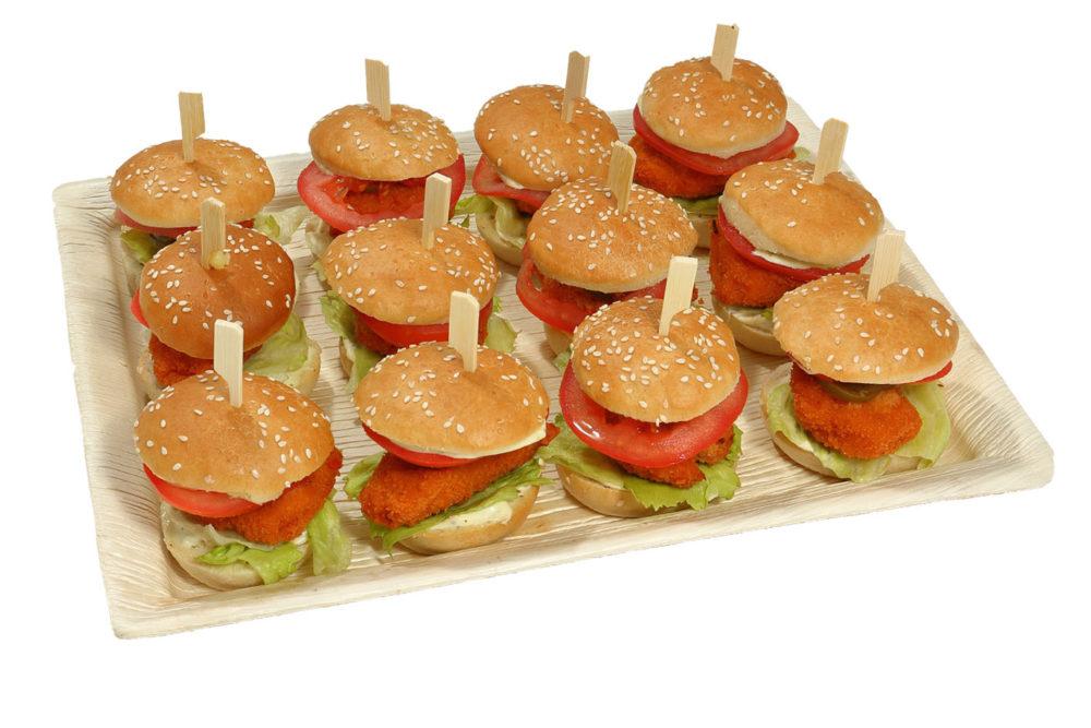 12er Mini Chicken-Jala Burger