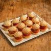 12er Mini Burger Platte CHICKEN