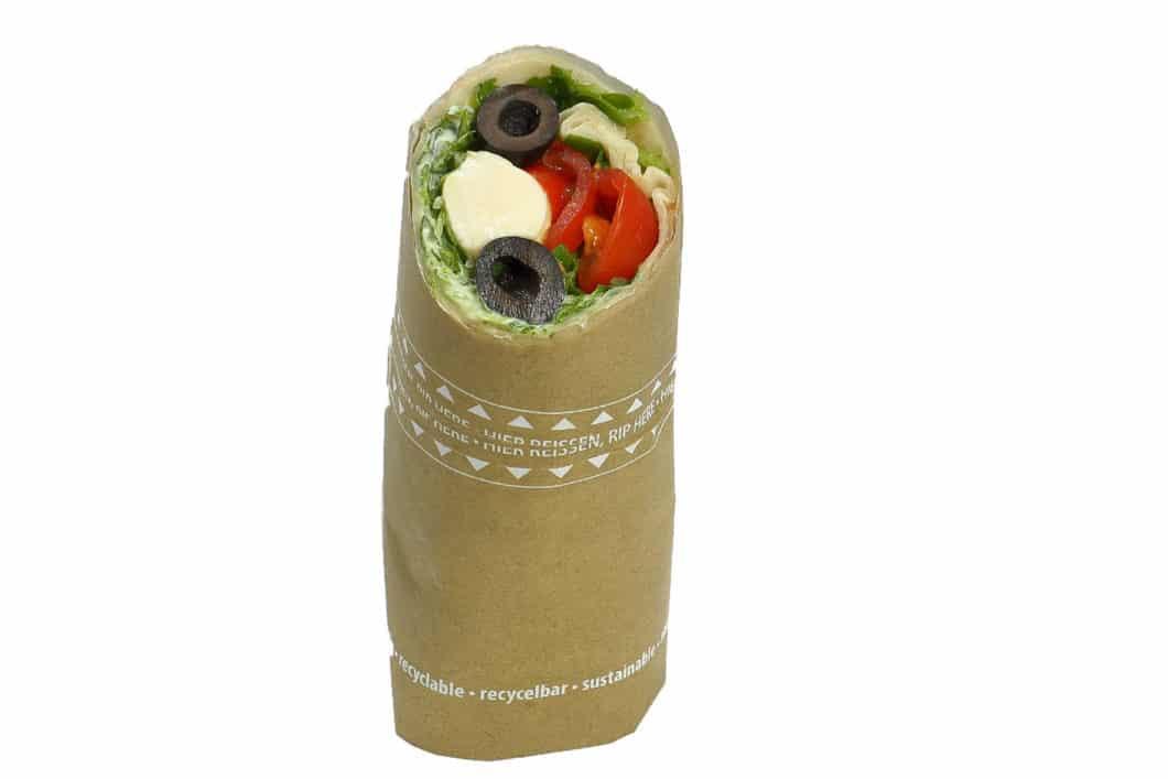 Wrap Mozzarella