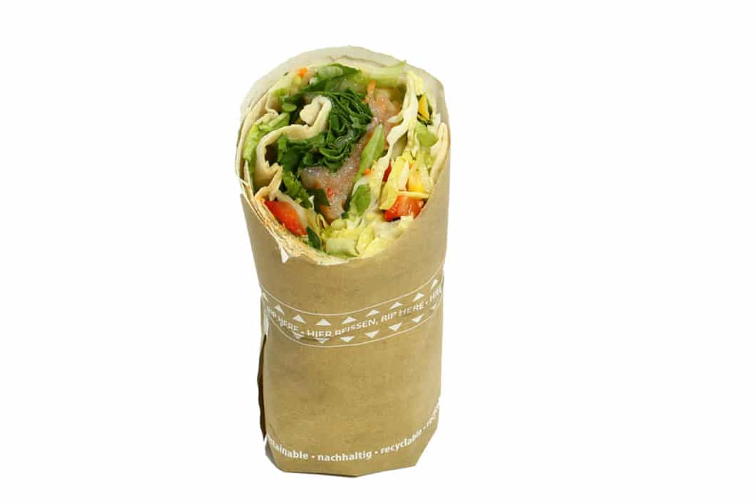 Wrap Räucherlachs