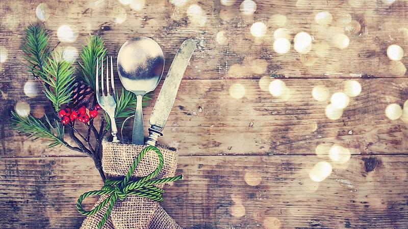 Weihnachtsfeier entspannt genießen