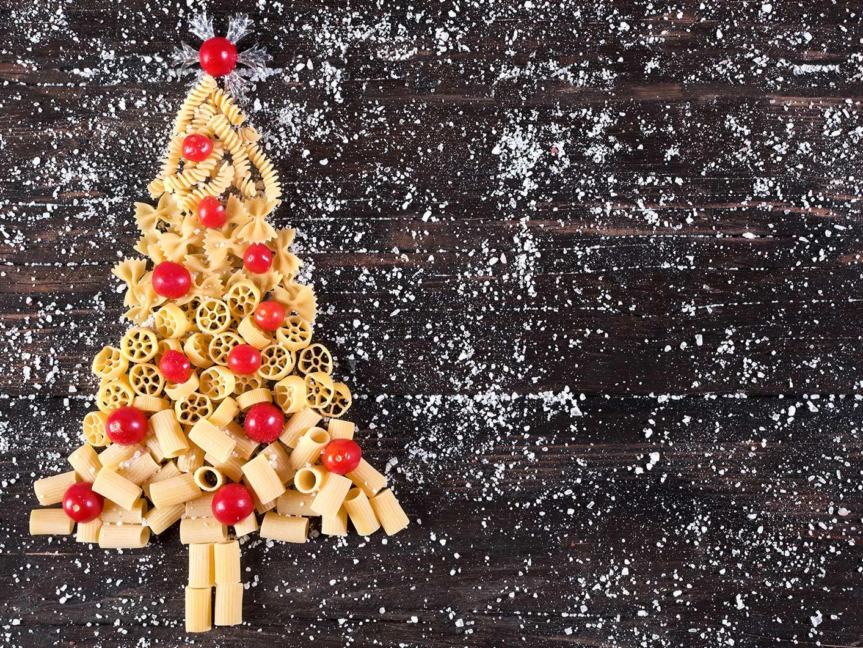 Weihnachtsmenü Vegetarisch