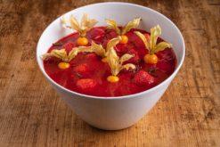 2,5 l Chia Erdbeer Pudding VEGAN