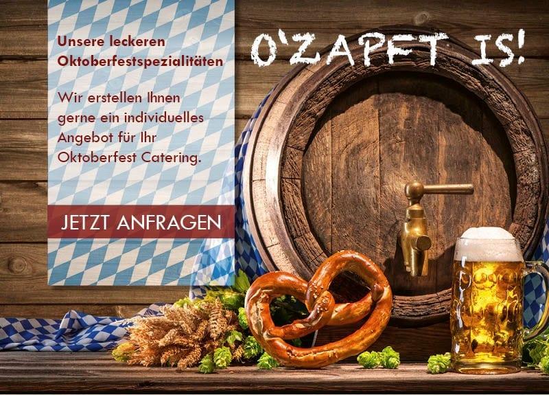 Oktoberfest Catering in Berlin