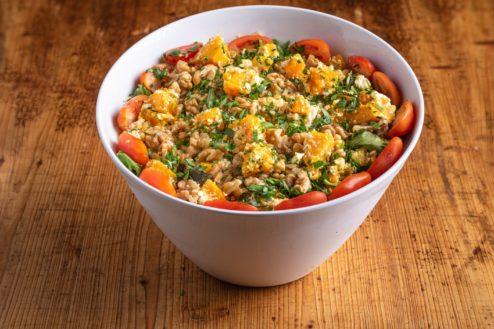2,5 l Kürbis-Walnuss Salat