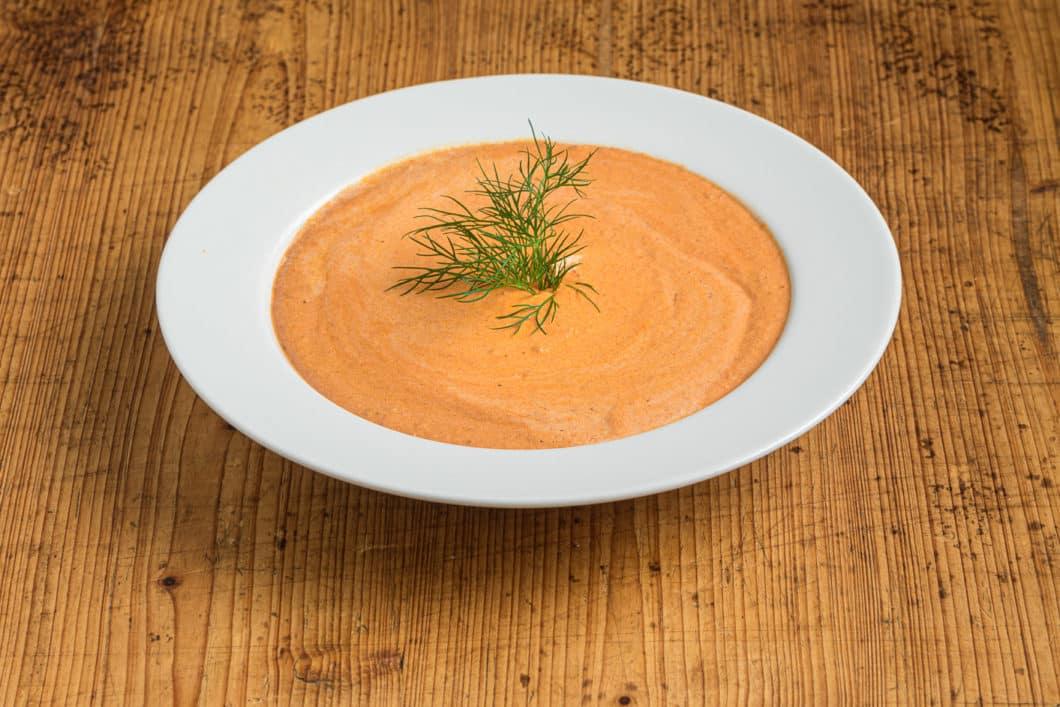 Tomatencreme Suppe