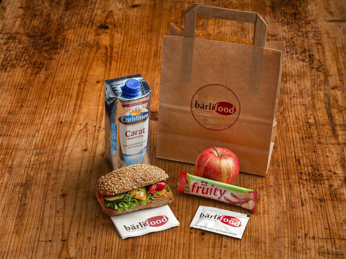 Lunchpaket-VEGAN