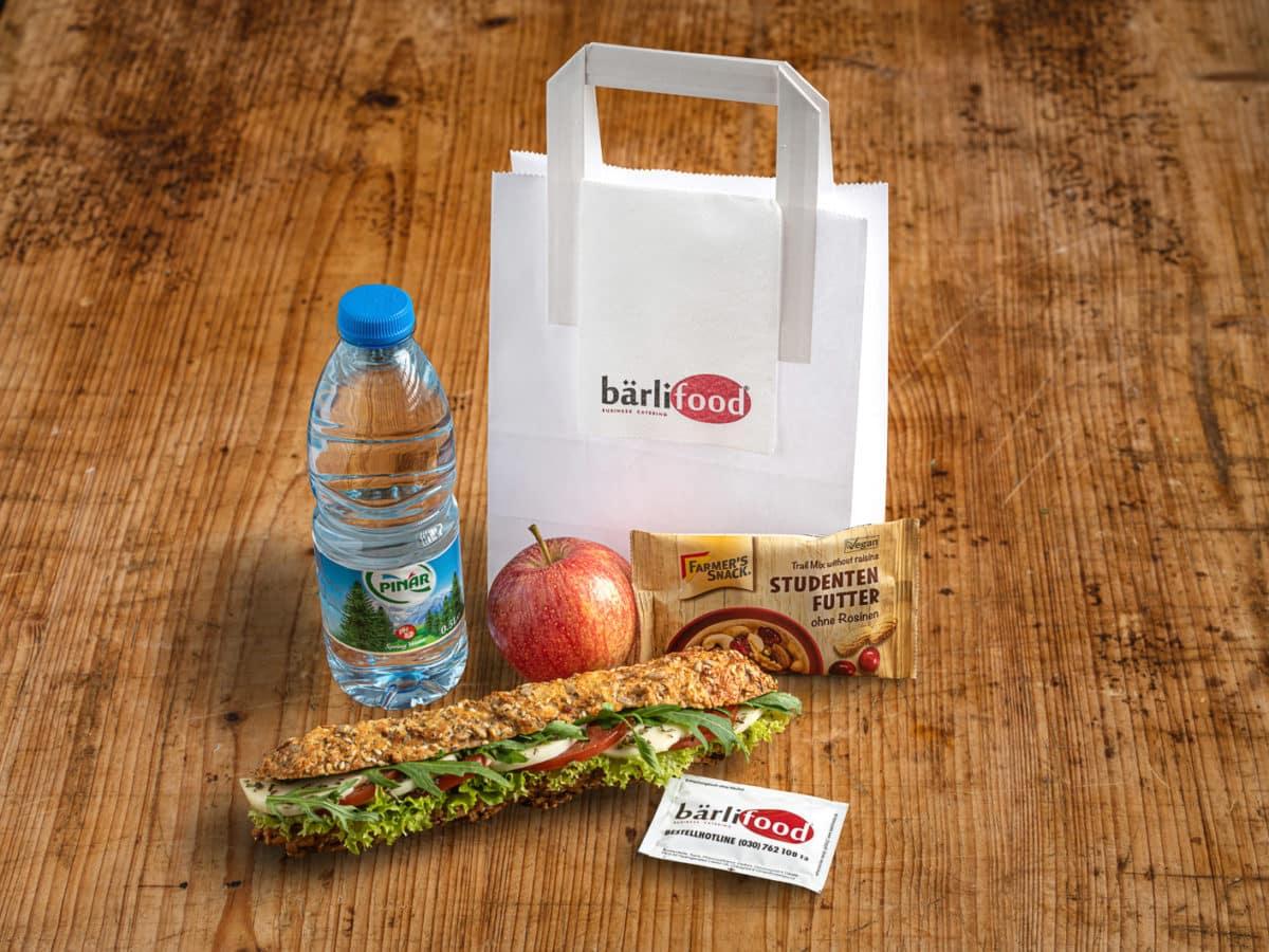 Lunchpaket VEGGIE