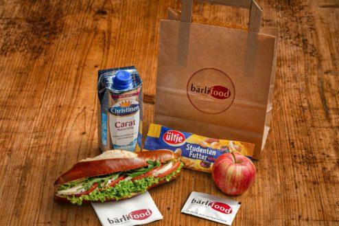 Lunchpaket-VEGGIE