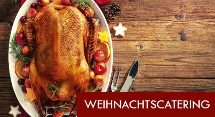 Wehnachtscatering