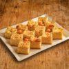12er Apfelkuchen Haeppchen Platte