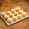 12er Kaesekuchen Haeppchen Platte