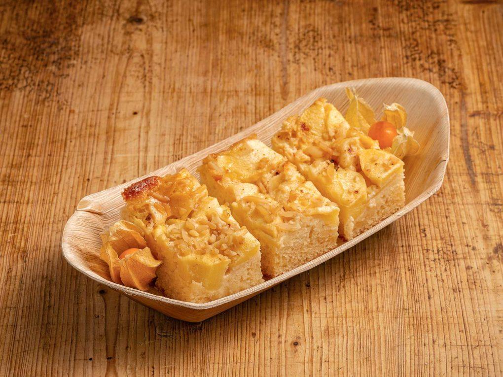 6er Apfelkuchen Haeppchen Boot