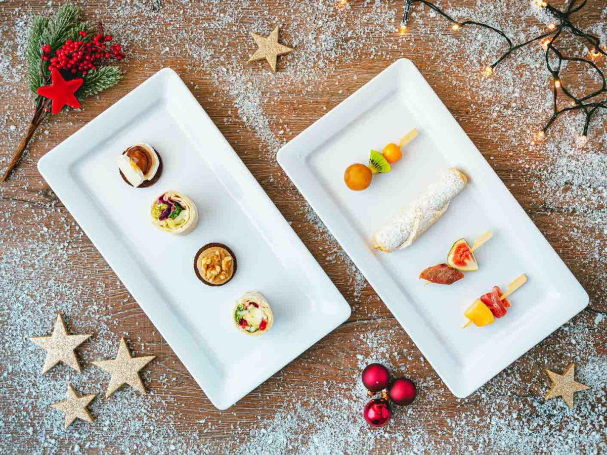 Weihnachtsmenü Fingerfood Classic